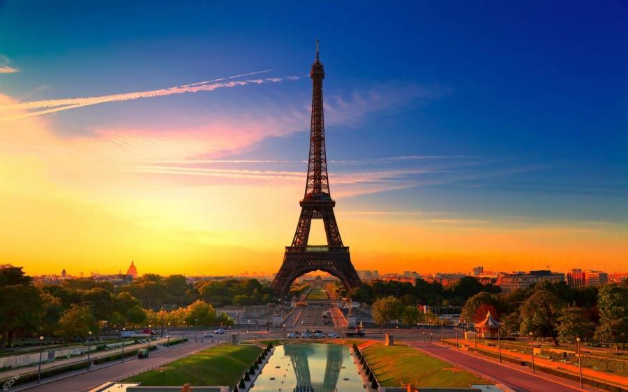 法國巴黎埃菲爾鐵塔